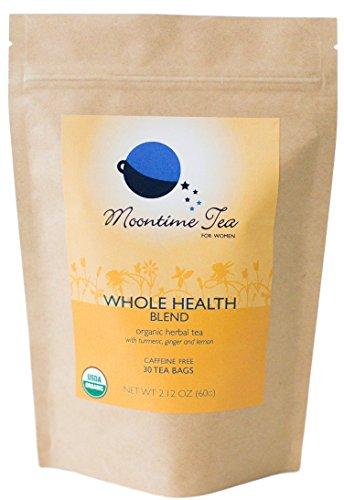Organic Whole Health Tea, 30 Tea Ba…