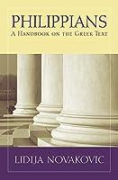 Philippians: A Handbook on the Greek Text (Baylor Handbook on the Greek New Testament)