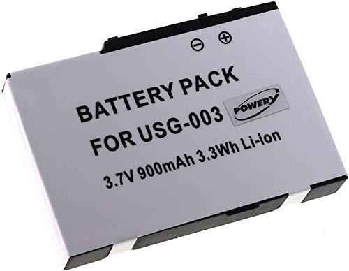 Akku passend für Nintendo DS Lite/kompatibel mit Akkutyp USG-003, 3,7V, Li-Ion