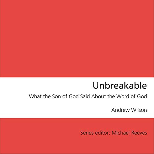 Unbreakable audiobook cover art
