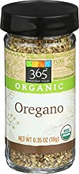 365 Everyday Value, Organic Oregano, 0.35 oz