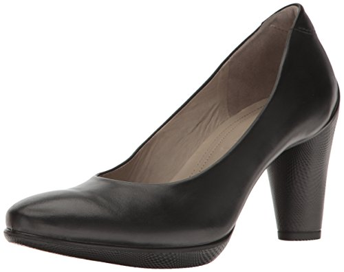 ECCO Damen Sculptured 75 Pumps, Schwarz (Black 1001), 41 EU