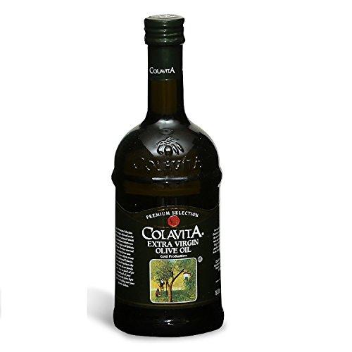 Colavita Natives Olivenöl Extra Vergine - 1 L Flasche (1 x 1 L)
