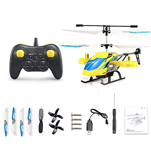 OUUED 2.4G HD WiFi antenne camera van de afstandsbediening helikopter Helicopter RC Drone th Gyro en LED Light 3,5Hz Channel Alloy Mini vliegtuigen speelgoed for jongens meisjes gaven de Verjaardag va