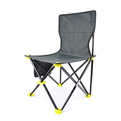 WPCBAA Outdoor klapstoel Ultralight draagbare camping Mazar kruk visstoel kunst schets stoel kleine bank