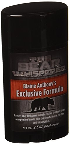 Price comparison product image Conquest Scents Blaine Anthony's Bear Whisperer Attractant,  2.5-Ounce