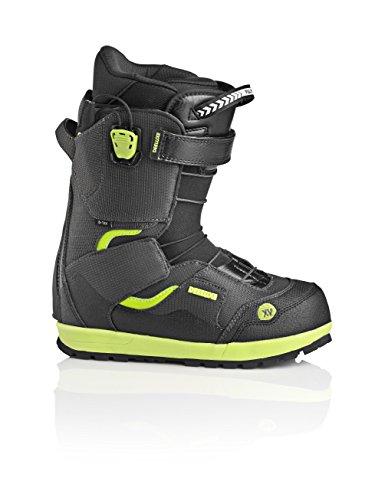 Deeluxe 571504-1000/9139 Spark XV PF - Stivali da Snowboard, 571504-1000/9139, Grey, Size 28.5