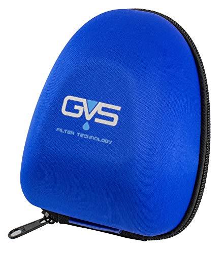 GVS Elipse SPM001 Elipse Dust Mask Carry Case, Belt Holder, One Size, Blue