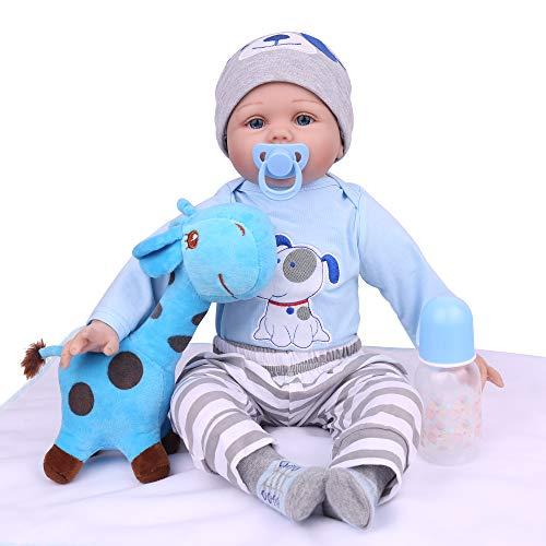 Kaydora Reborn Baby Doll, 22 Inch Reborn Baby Doll Boy