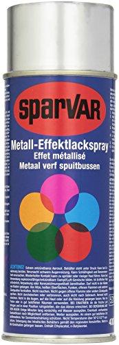SparVar 6014043 Lackspray Metalleffekt Chromeffektlack, 400 ml, spiegeleffekt