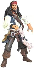 Zizzle Pirates of The Caribbean Dead Man's Chest Final Battle Jack Sparrow Figure
