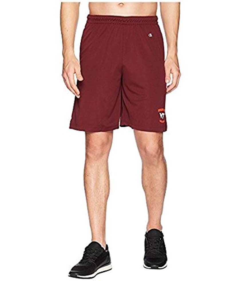 トラックカヌー逃げるチャンピオン Champion College メンズ ショーツ 半ズボン Maroon Virginia Tech Hokies Mesh Shorts [並行輸入品]
