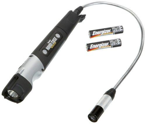 Energizer Professional Flexneck Hardcase Taschenlampe inkl. 2 x AAA