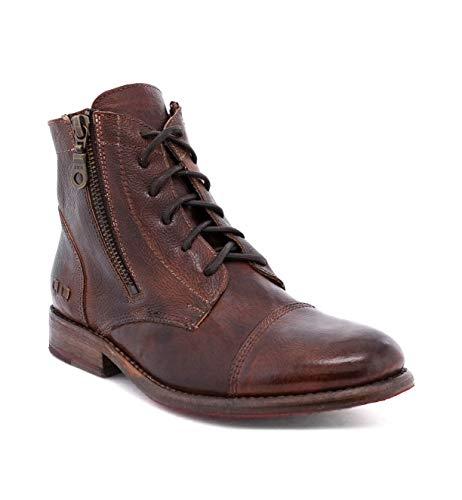 Bed Stu Women's Bonnie Leather Boot (7, Teak Rustic.)