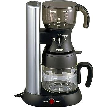 タイガー コーヒーメーカー 水出し&浄水 クロムシルバー ACO-A060-SJ