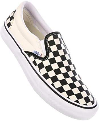 slip on vans scacchi