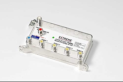 Extreme Broadband Engineering 5 ports Amplifier Model IPA1044D-VF Fast Shipping!!!
