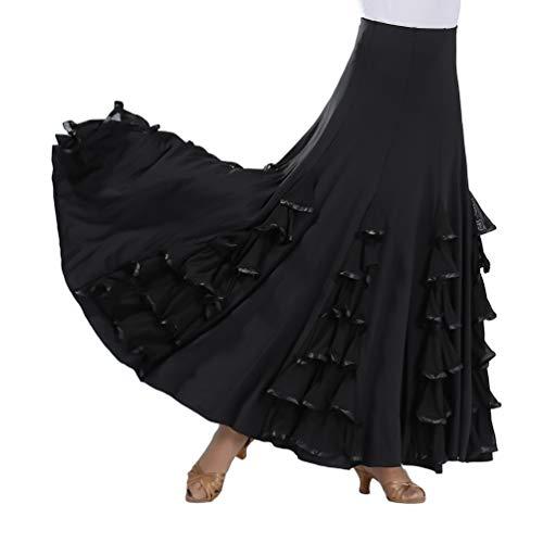 Tookang Flamenco Falda Grande del...