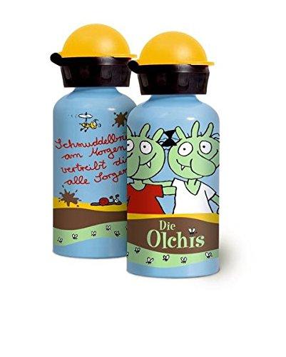 Die Olchis Alu-Trinkflasche