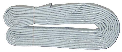 Sanitop-Wingenroth 25408 3 Isolierschlauch zur Isolierung von Kupferrohren, 22 mm x 10 m, kunststoffbeschichtet