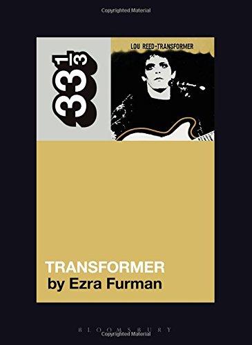 Lou Reed's Transformer (33 1/3)
