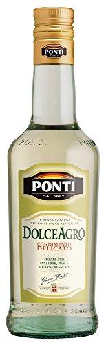 Ponti Dolceagro Condimento Delicato, T6 - 6 Bottiglie