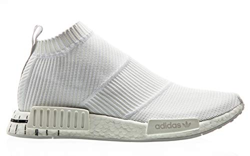 adidas NMD_cs1 PK, Zapatillas de Gimnasia para Hombre, Blanco (FTWR White/Crystal White/Core Black FTWR White/Crystal White/Core Black), 44 EU