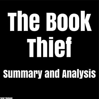 The Book Thief: by Markus Zusak | Summary & Analysis audiobook cover art