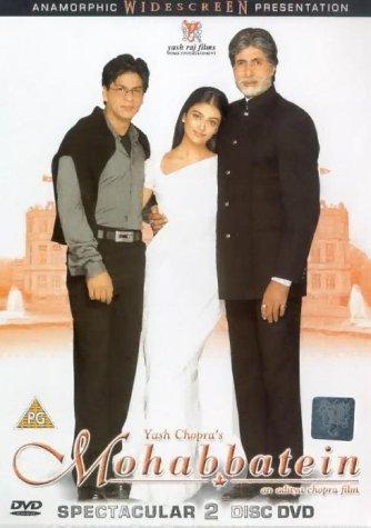 Mohabbatein [DVD] [2000]