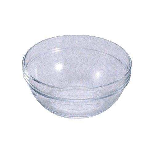 Arcoroc APS CF281 Empilable Schale, Stapelschale, Schüssel, 570 ml, 14 cm, Glas, transparent