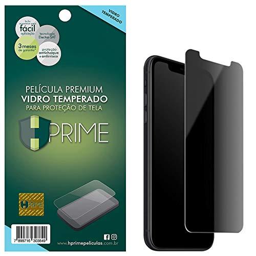 Pelicula de Vidro Temperado 9h para Apple iPhone XR - Privacidade, HPrime, Película Protetora de Tela para Celular, Transparente