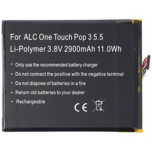 Batería para Alcatel One Touch Pop 3 5.5, OT-5025, TLp029A1, CAC2910008C1