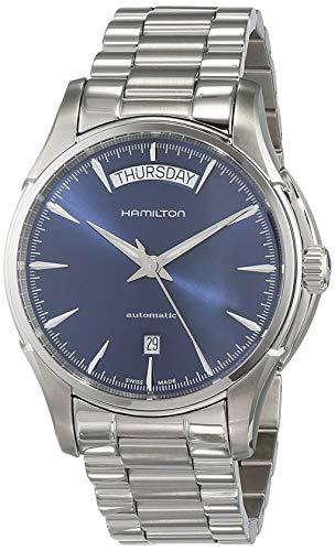 Hamilton Orologio Analogico Automatico Uomo con Cinturino in Acciaio Inox H32505141