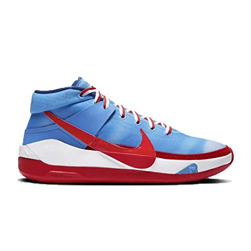 Nike Zapatos Hombre KD13 University Azul DC0009-400 (M, (University Blue/White/University Red), 45 EU