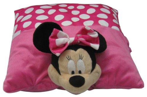 Disney Minnie 2-in-1-Kissen Plüsch