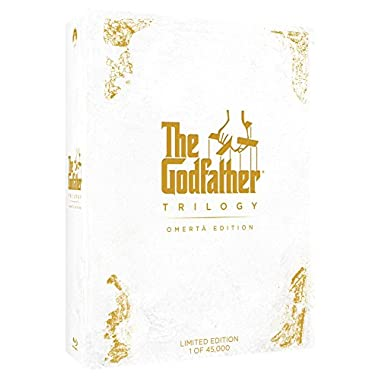 The Godfather Collection: Omerta Edition [Blu-ray]
