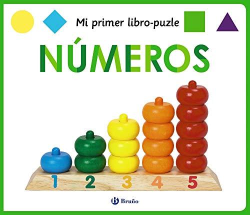 Mi primer libro-puzle. Números (Castellano - A Partir De 0 Años - Manipulativos (Libros Para Tocar Y Jugar), Pop-Ups - Otros Libros)