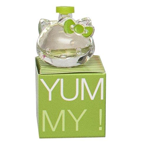 Hello Kitty Parfüm Sweet Collektion,Flacon 5 ml grün
