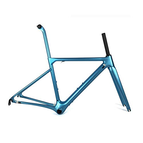 Telaio per bici da strada in carbonio completo Telaio per bici da corsa in carbonio Set telaio monoblocco super leggero BB86,52cm