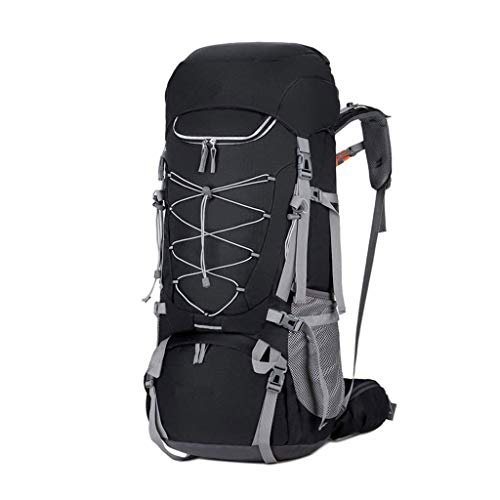 GFDFD Sac à Dos isolé Hydratation for Course à Pied, randonnée, Cyclisme, Camping Neutre Grande Escalade en Plein air Sac à Dos (Color : Black)