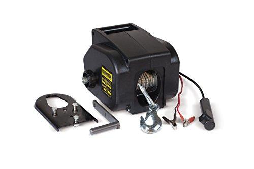 Champion Power Equipment-12090 Marine/Trailer Utility Winch Kit, 2000-lb.