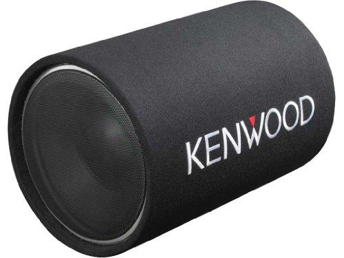 Kenwood KSC-W1200T Subwoofer (30 cm (12 Zoll), 1200 Watt) schwarz