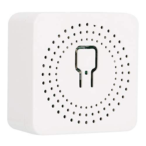 LZKW Módulo de Interruptor Inteligente WiFi, Interruptor de Control Remoto, Equipo Inteligente, comodidades, Interruptor eléctrico WiFi para Caja de Interruptor de Pared