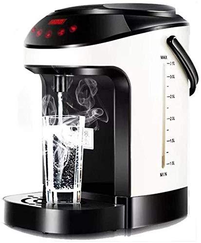 QIANMEI Dispensadores de Agua Caliente Dispensador de Agua Caliente | Ajuste de Temperatura del Agua de 5 velocidades Control del Panel táctil LED | Dispensador de Agua de 3S Listo para Beber