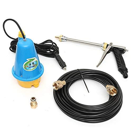 Zyangg-Home Gun Hogedrukreiniger, draagbaar, wasmachine, onderlegring, elektrische dompelpomp, pistool