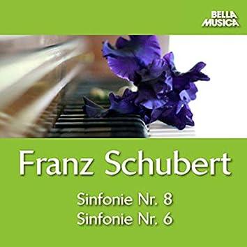 """Schubert: Sinfonie No. 8 """"Unvollendete"""" - Sinfonie No. 6"""