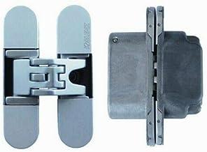 KOBLENZ - Kantelscharnier K6200, aan beide zijden gesatineerd nikkel.