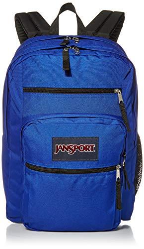 JANSPORT Big Student - Mochila para niños, color azul