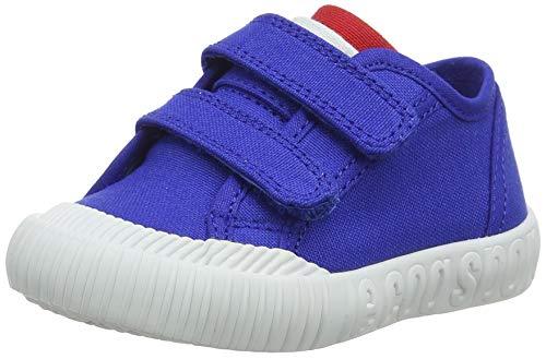 LE COQ SPORTIF Nationale INF, Baskets Mixte bébé, Bleu (Cobalt), 23 EU