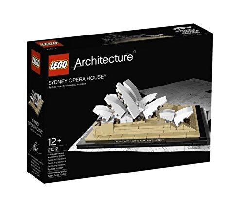LEGO Architecture 21012 - Sydney Opera House, Konstruktionsspielzeug